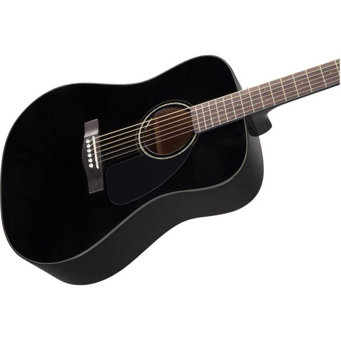 Dreadnought Guitar Body of Fender CD-60