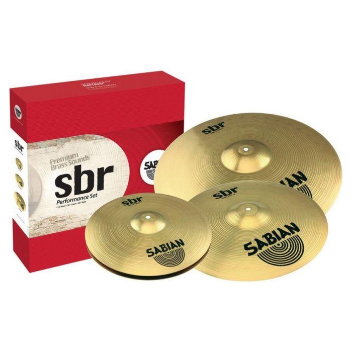 Sabian SBR Cymbal Pack