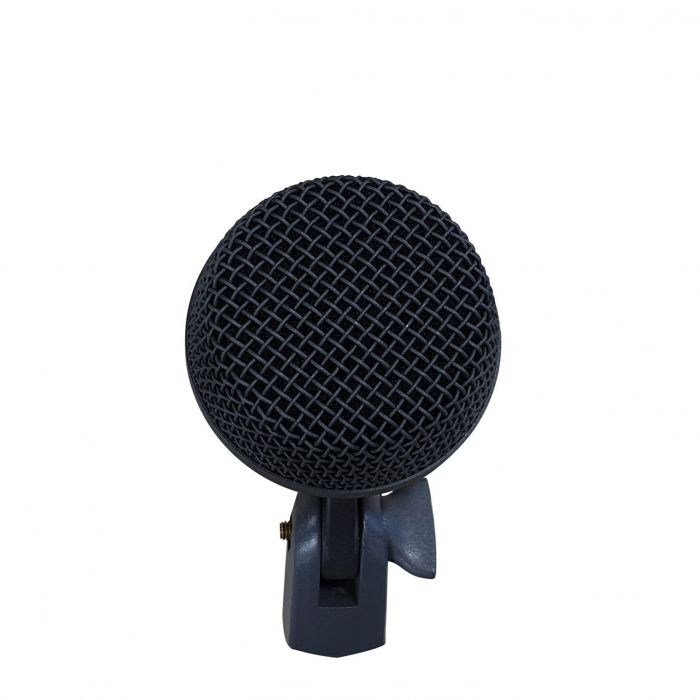Dent-Resistant Drum Microphone Grill