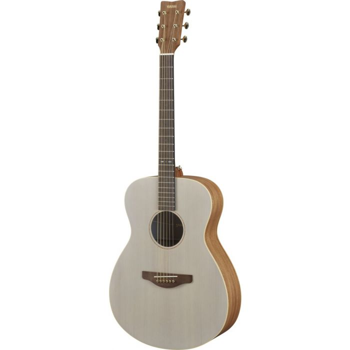 Front angled view of a Yamaha Storia I Acoustic Guitar