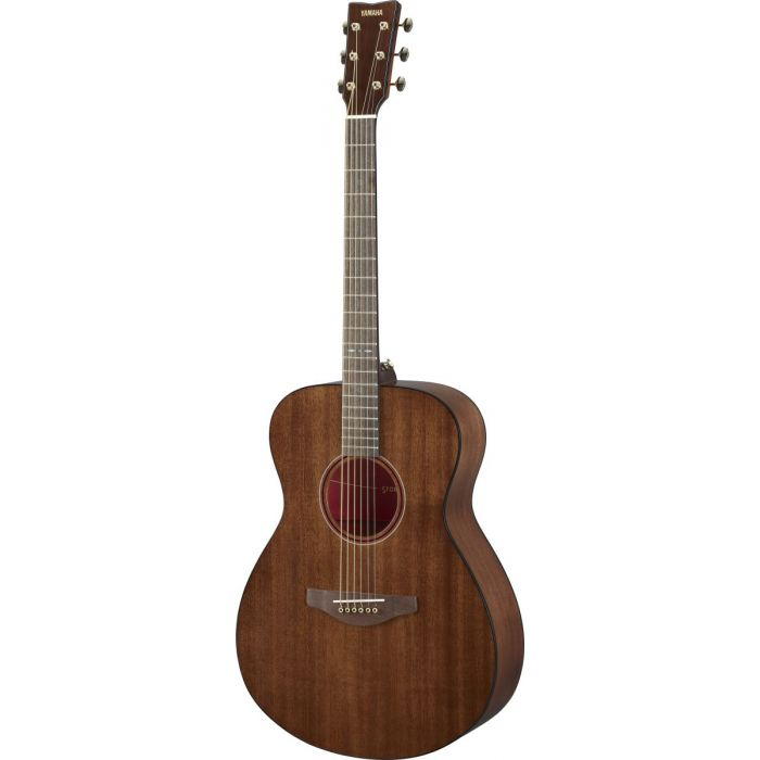 Front tilted view of a Yamaha Storia III Electro Acoustic Guitar