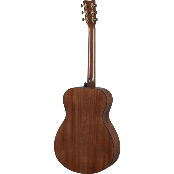 Rear tilted view of a Yamaha Storia III Electro Acoustic Guitar