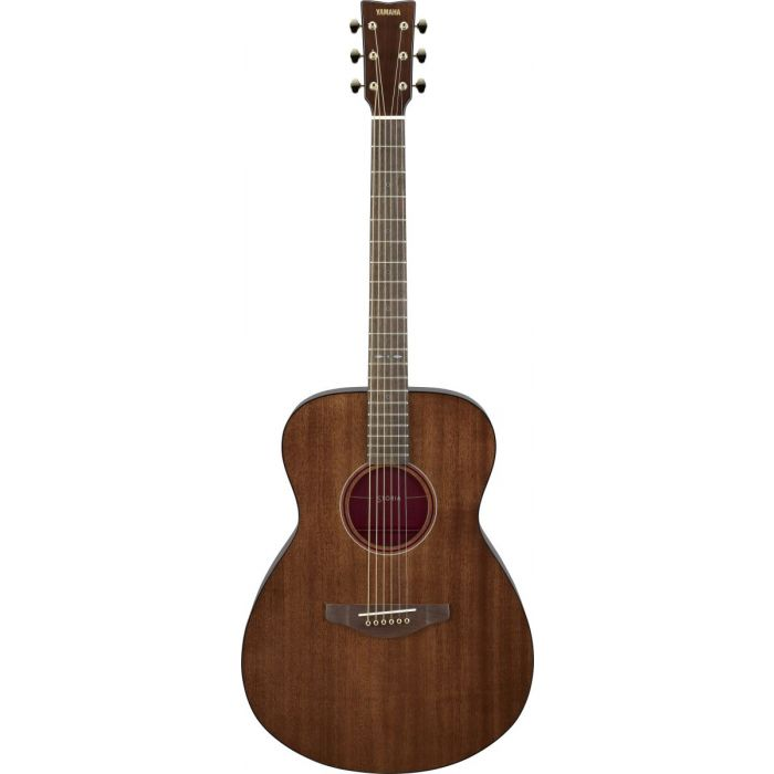 Full frontal view of a Yamaha Storia III Electro Acoustic Guitar