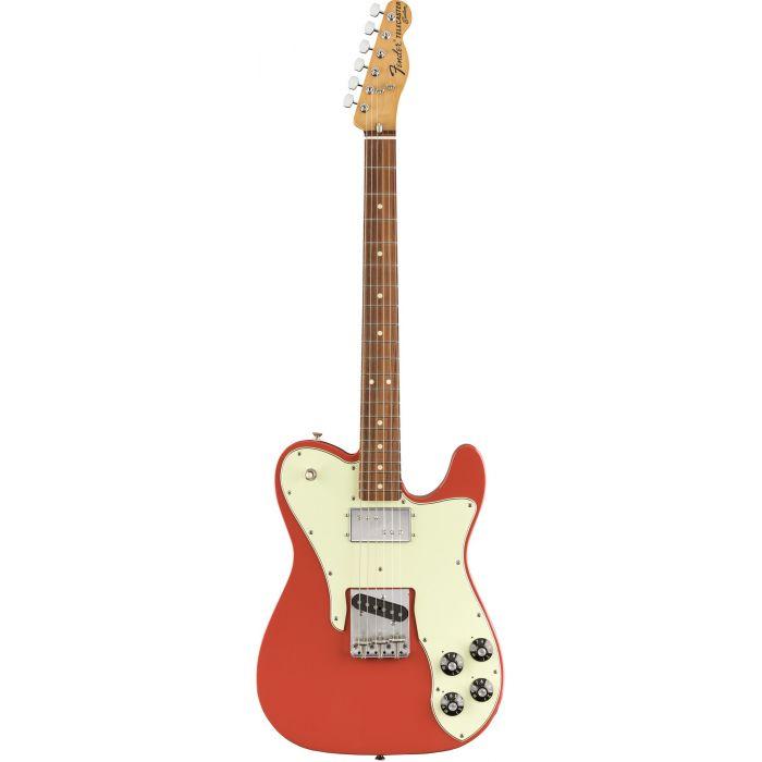 Fender Vintera 70s Telecaster Custom Fiesta Red