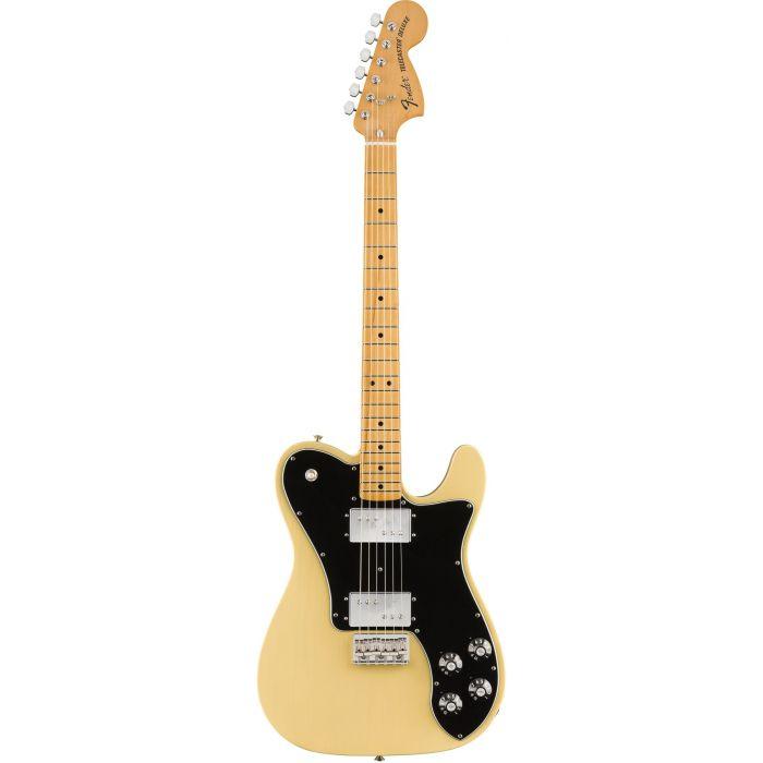 Fender Vintera 70s Telecaster Deluxe Vintage Blonde