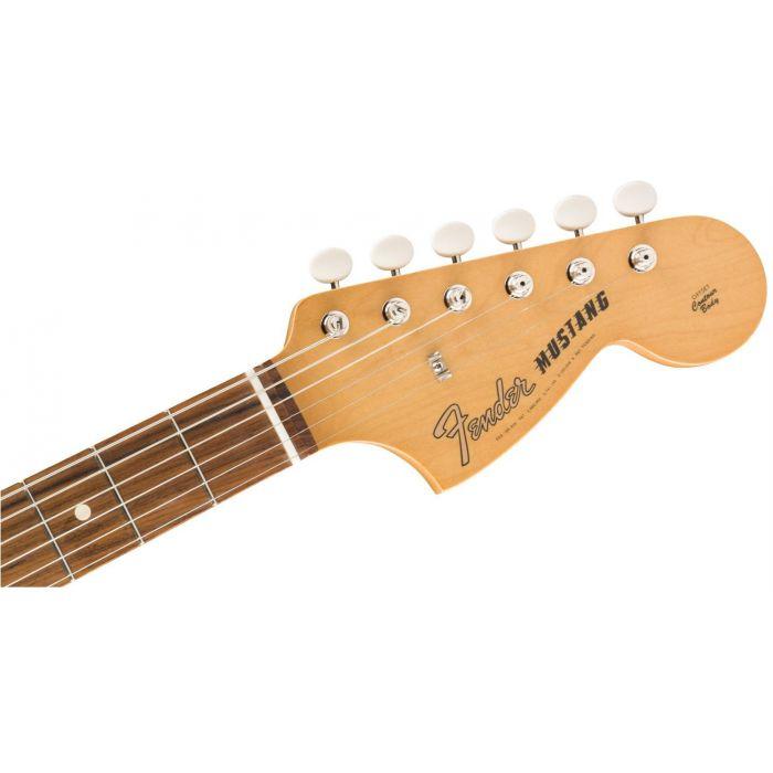Fender Vintera 60s Mustang Headstock