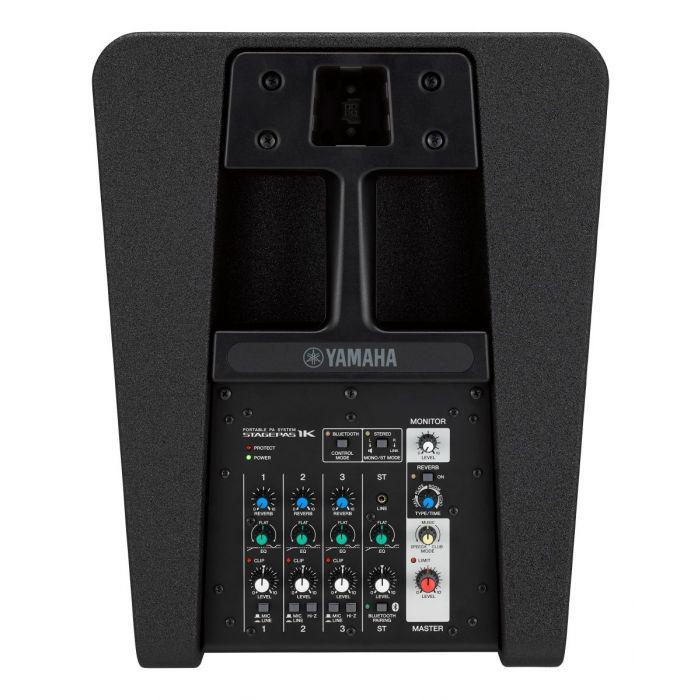 Yamaha StagePas 1K Controls on Subwoofer