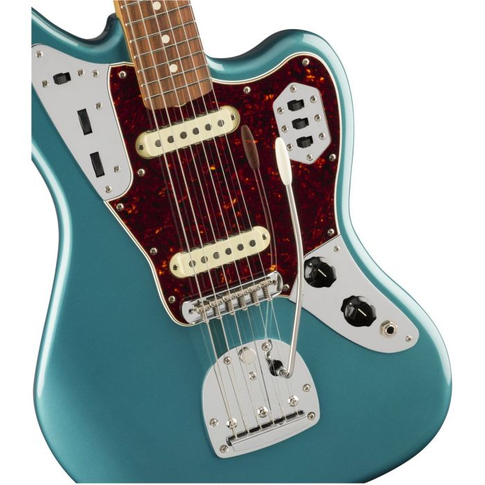 Vintage Style Pickups and Hardware