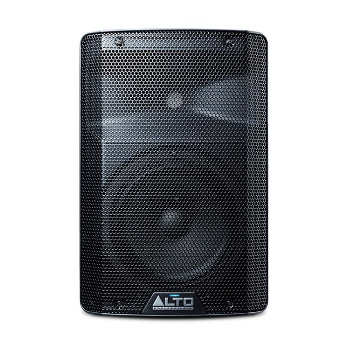Front View of Alto TX208 Active Speaker