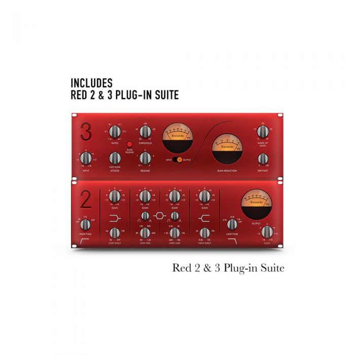 Red 2 and 3 Plug-In Suite