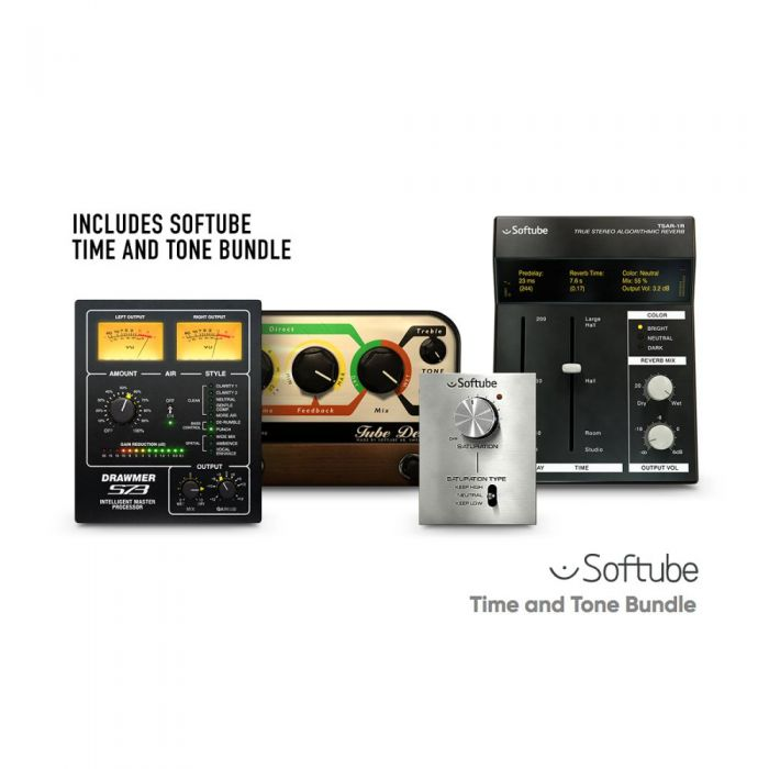 Softube Time and Tone Bundle