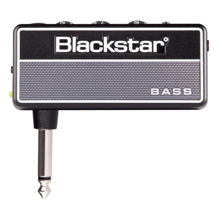 Full frontal view of a Blackstar amPlug2 Fly Bass Amp