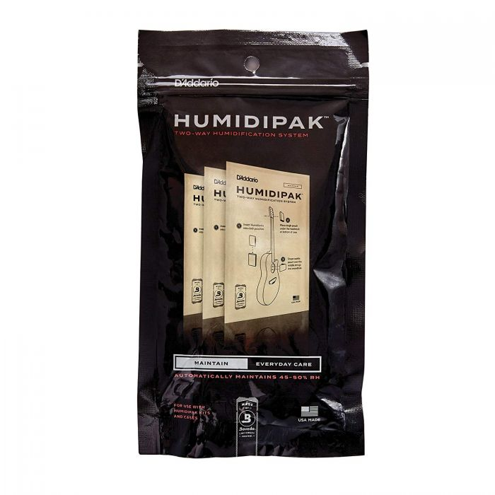 Planet Waves Humidipak System Replacement Packets 3-Pack