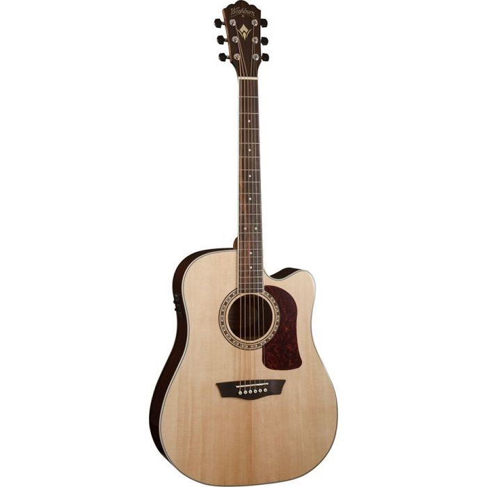 Washburn HD20SCE Dreadnought Electro-Acoustic Guitar