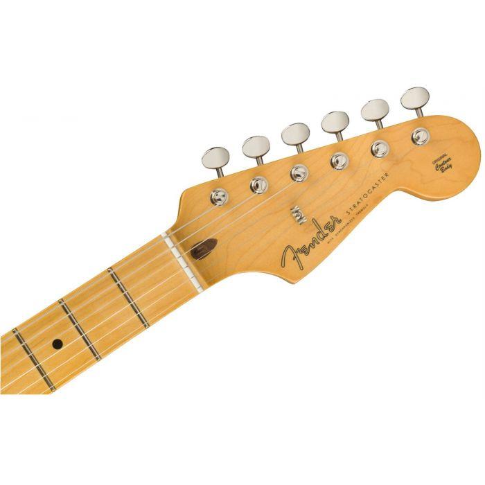Lincoln Brewster Signature Stratocaster Headstock
