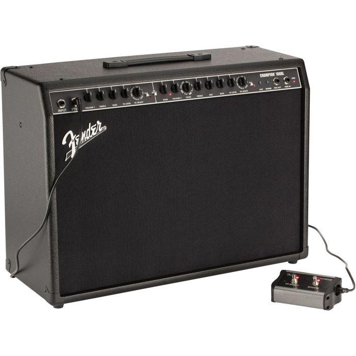 Fender Champion 100XL Combo Guitar Amplifier
