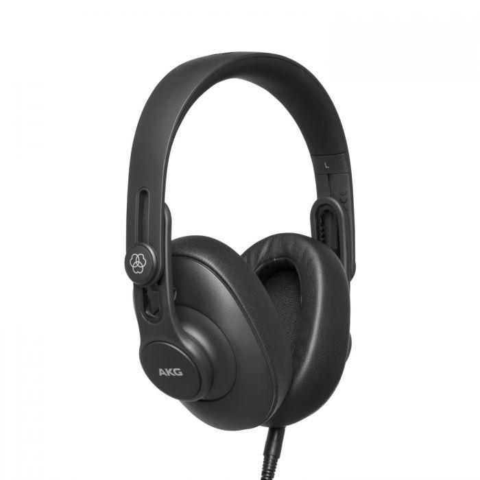 AKG K361 Over-Ear Closed-Back Studio Headphones