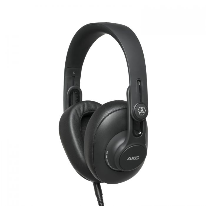 Rear Right Angle of AKG 361 Headphones