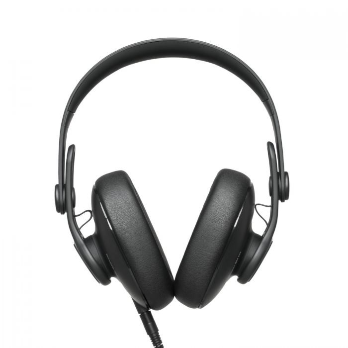 Rear View of Angle of AKG 361 Headphones