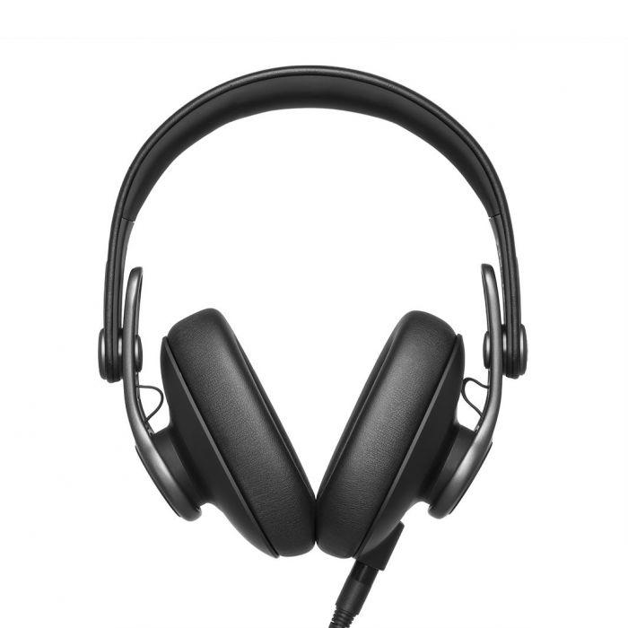 Front View of AKG K371 Studio Headphones