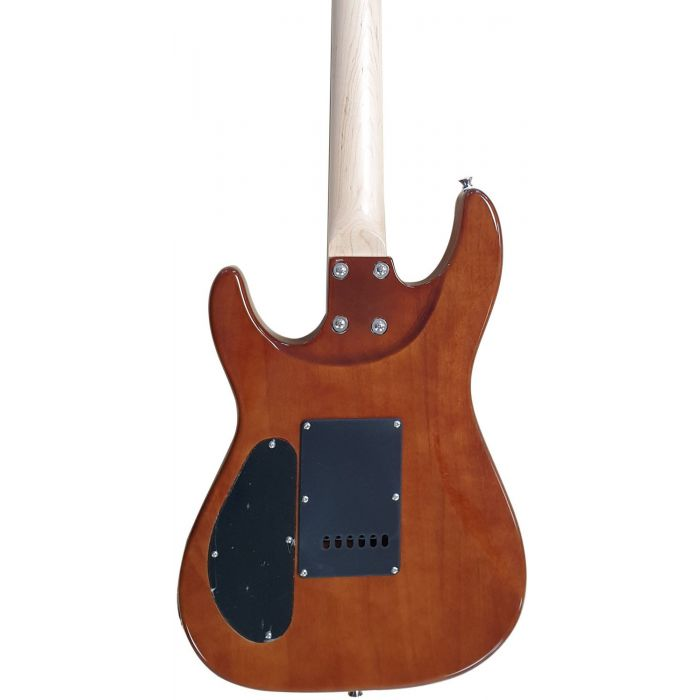 Eastcoast GVQ230-SP Electric Guitar Rear View