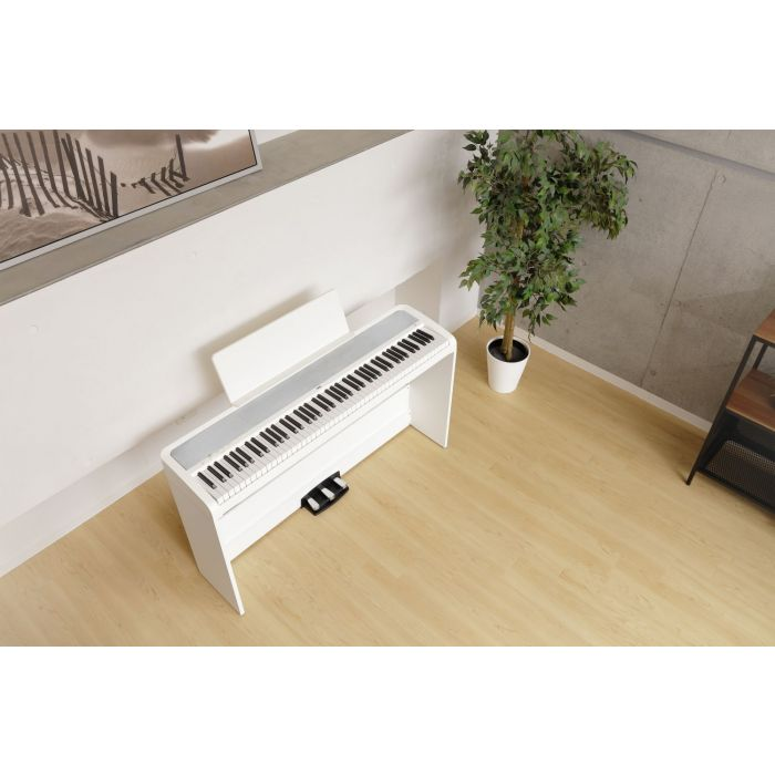 Korg B2SP Digital Piano Package White In The Home