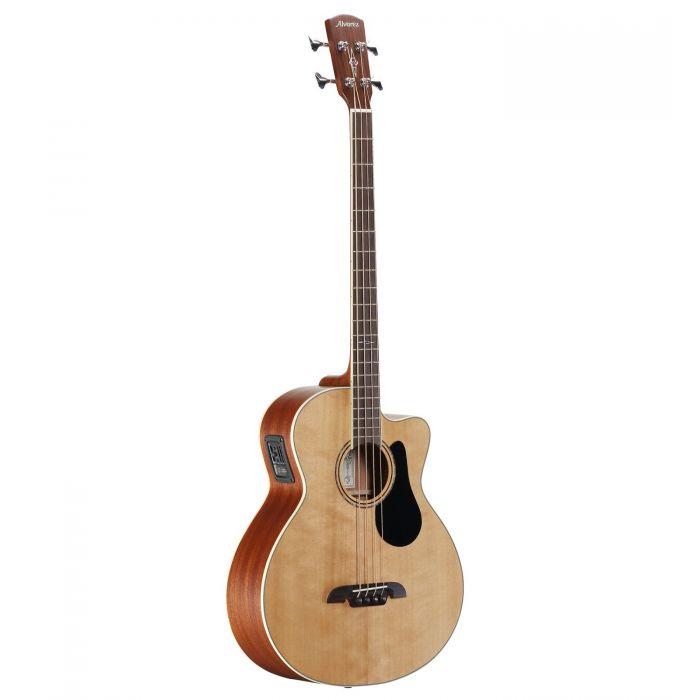 Alvarez AB60CE Electro-Acoustic Bass Guitar