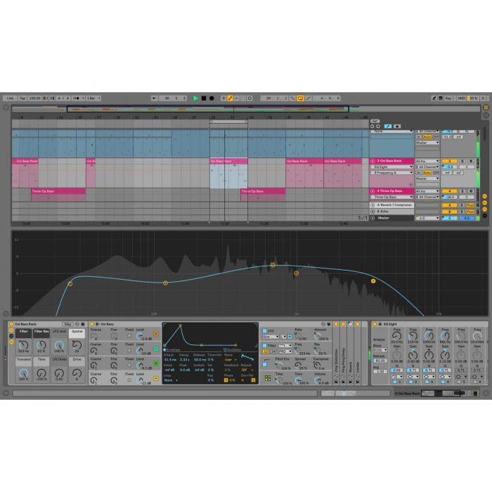 Screenshot 1 from Ableton Live 10 Suite UPG from Live Lite Download