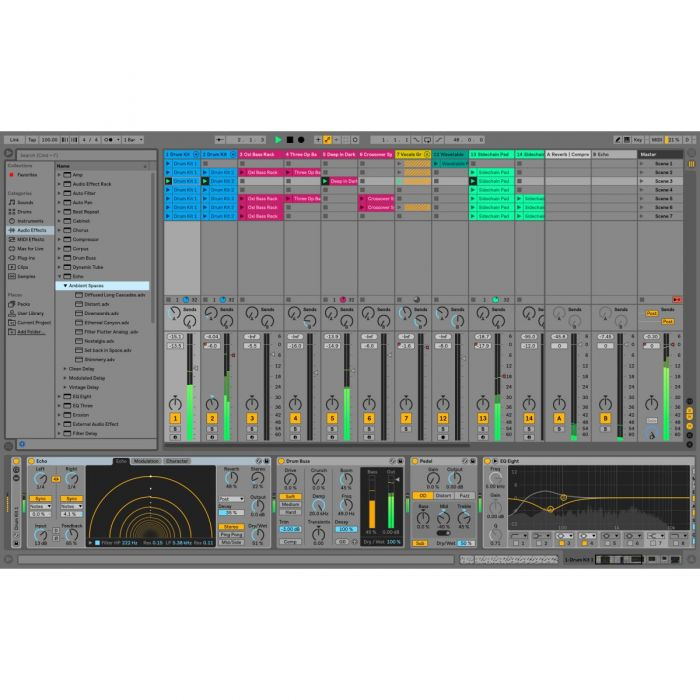 Screencshot 3 from Ableton Live 10 Suite UPG from Live Lite Download