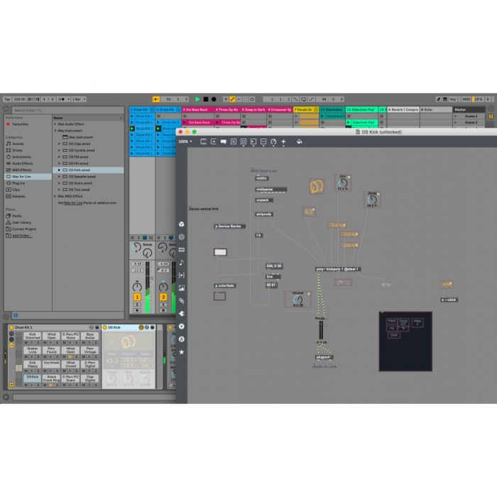 Screenshot 2 from Ableton Live 10 Suite UPG from Live Intro Download