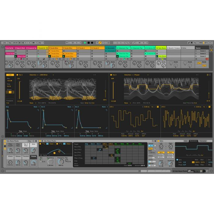 Screenshot 4 from Ableton Live 10 Suite UPG from Live Intro Download