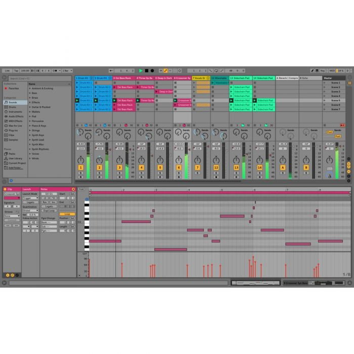Screenshot 5 from Ableton Live 10 Suite UPG from Live Intro Download