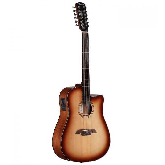 Alvarez AD6012CESHB 12-String Electro-Acoustic Guitar