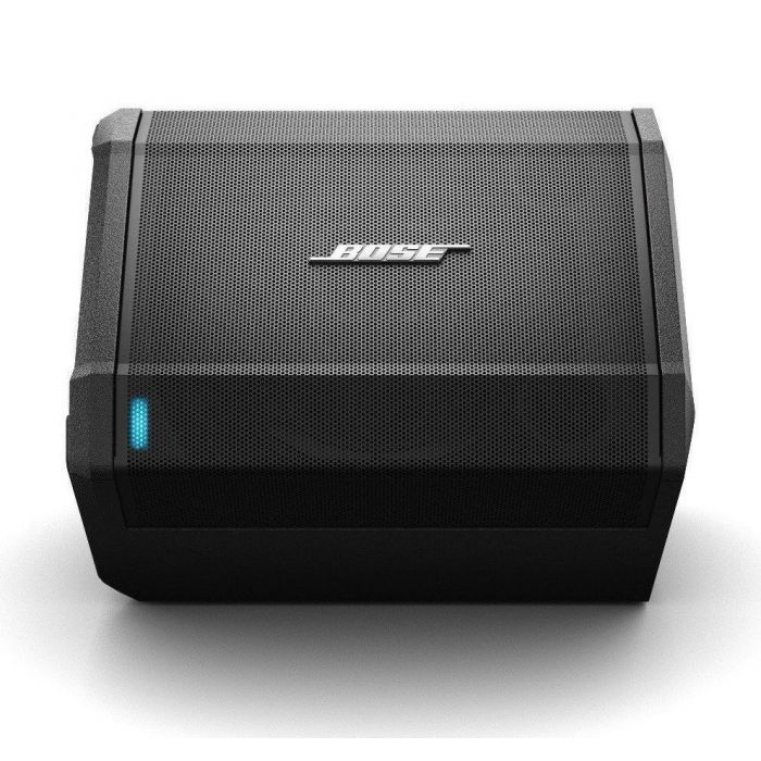 Front view of a Bose S1 Pro PA Speaker