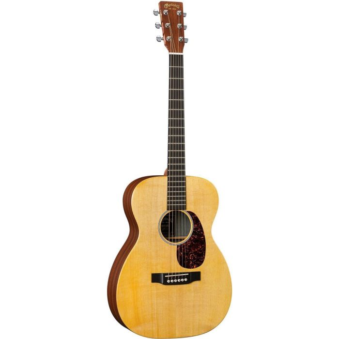 Full frontal view of a Martin 00X1AE Electro Acoustic Guitar