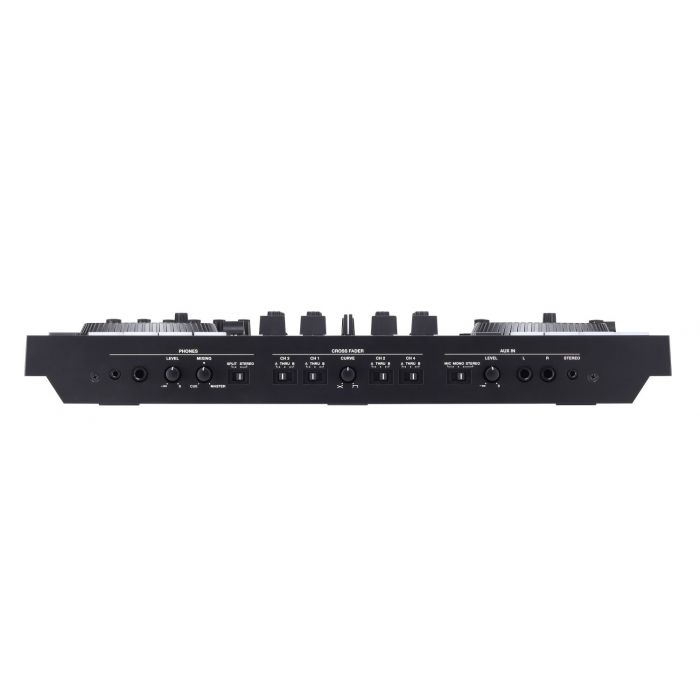 Front Panel view of Roland DJ-707M DJ Controller