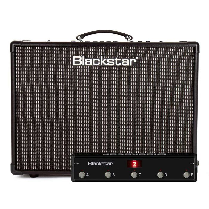 Blackstar ID:Core Stereo 100 Free FS-12 Footswitch Bundle