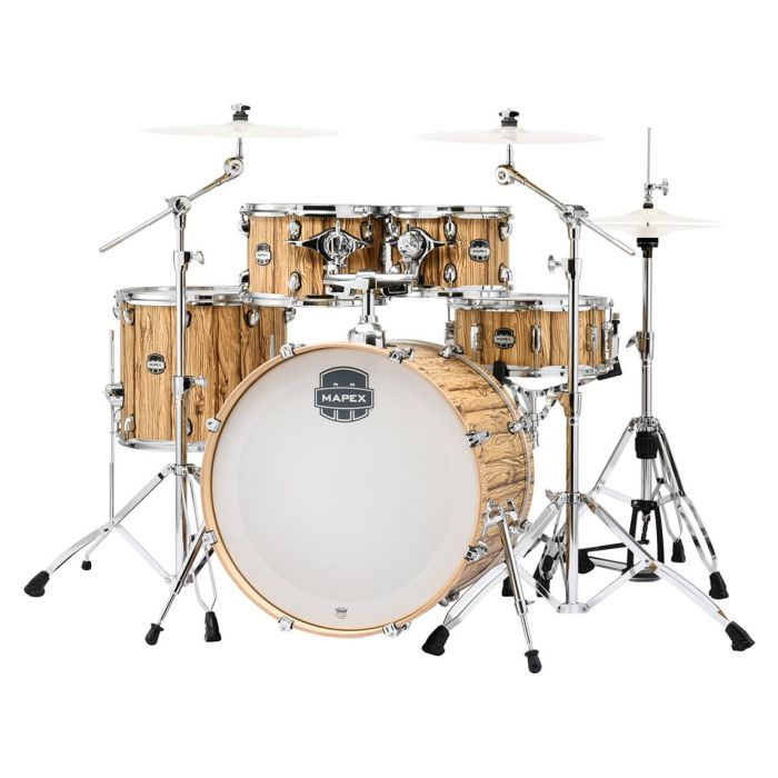 Alternate View of Mapex Mars 5-Piece Rock Shell Pack