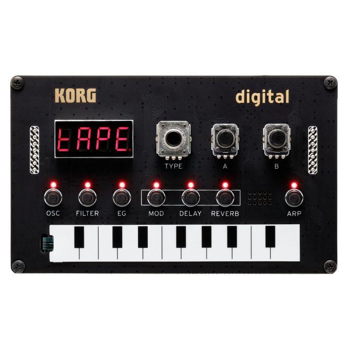 Korg NuTekt NTS-1 Digital Synthesizer DIY Kit