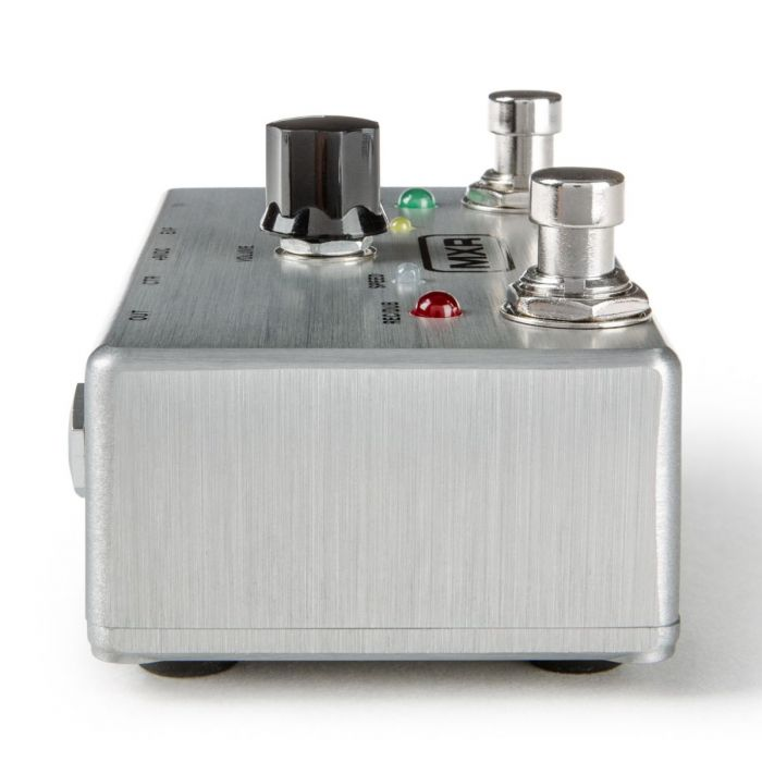 Left-side view of an MXR M303 Clone Looper Pedal