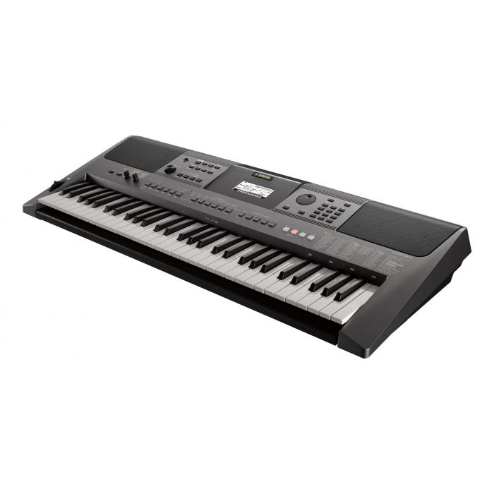 Angled View of Yamaha PSR-I500 Portable Keyboard