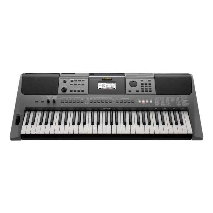 Front View of Yamaha PSR-I500 Portable Keyboard