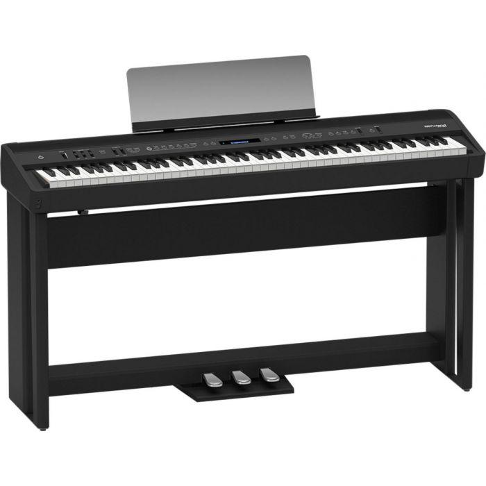 Roland FP-90 Digital Piano Bundle