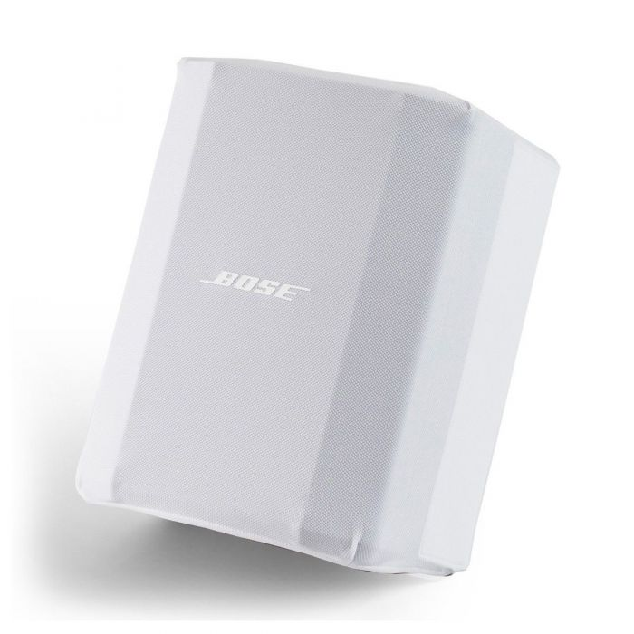 Angled View of Bose S1 Pro Play-Through Cover
