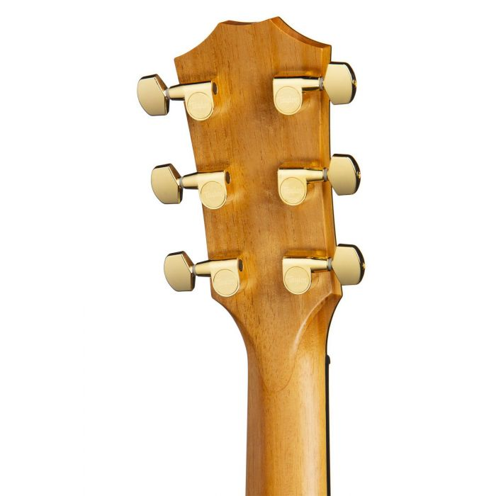 Taylor 414ce Ltd V-Class Special Edition Rear of Headstock