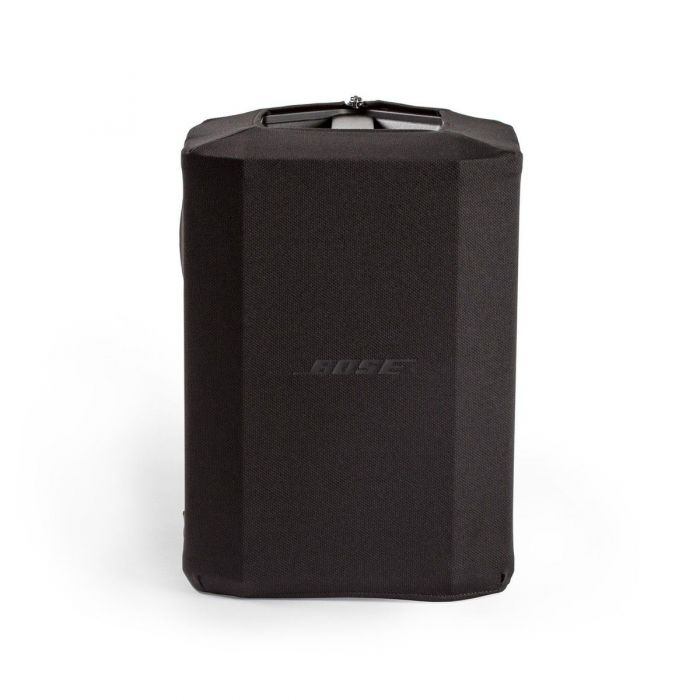 Front View of Bose S1 Pro Play-Through Cover
