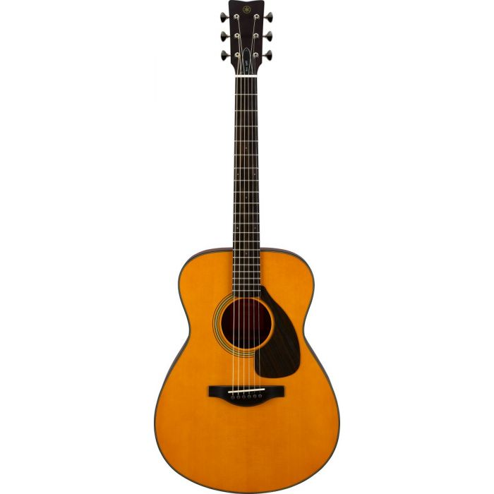 Front View of Yamaha FS5 Red Label Acoustic Guitar