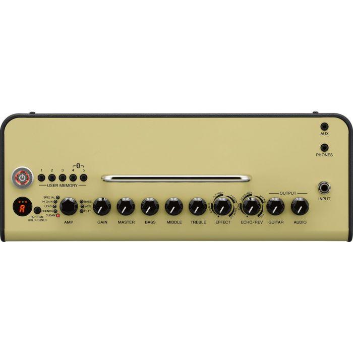 Top View of Yamaha THR10II Desktop Amplifier