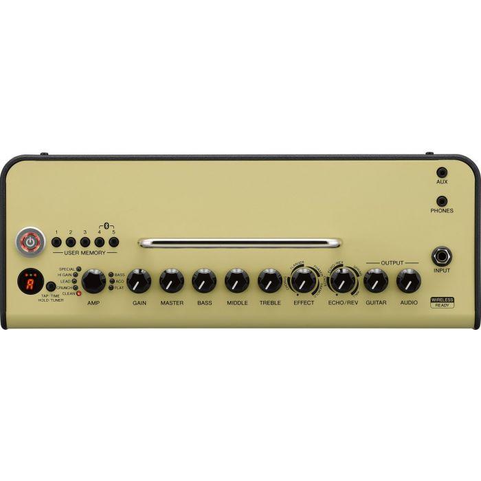 Yamaha THR10II Wireless Desktop Amplifier Control Panel