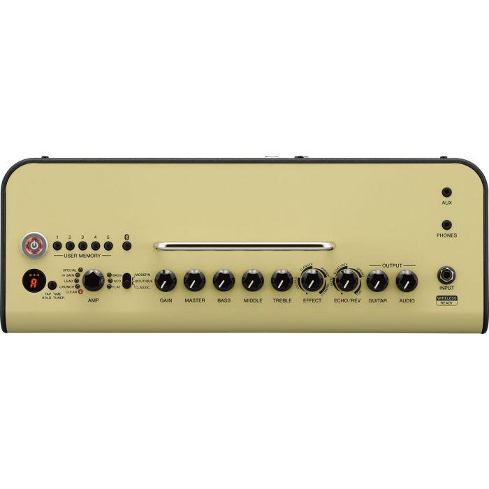 Top View of Yamaha THR30II Wireless Desktop Amplifier